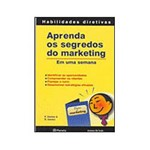 Livro - Aprenda os Segredos do Marketing