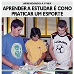 Livro - Aprendendo a Viver - Aprender a Estudar é Como Praticar Esporte