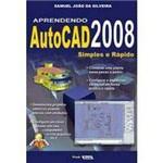Livro - Aprendendo AutoCAD 2008 - Simples e Rápido