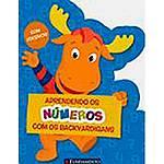 Livro - Aprendendo os Numeros com os Backyardigans com Adesivos