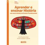 Livro - Aprender e Ensinar História