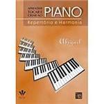 Livro - Aprender Tocar e Criar ao Piano: Repertório e Harmonia