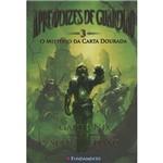 Livro - Aprendizes de Guardião 03: o Mistério da Carta Dourada