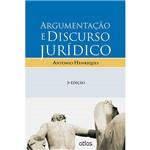 Livro - Argumentação e Discurso Jurídico
