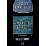 Livro - Arquivo Artemis Fowl
