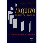 Livro - Arquivo : Teoria e Prática