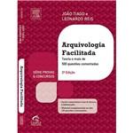 Livro - Arquivologia Facilitada: Série Provas e Concursos