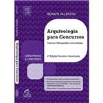 Livro - Arquivologia para Concursos: Série Provas e Concursos