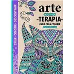 Livro - Arte Como Terapia: Livro para Colorir