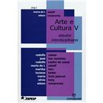 Livro - Arte e Cultura V - Estudos Interdisciplinares