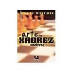 Livro - Arte no Xadrez Moderno