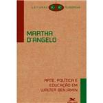 Livro - Arte, Política e Educação em Walter Benjamin