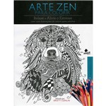 Livro - Arte Zen para Colorir