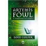 Livro - Artemis Fowl: o Paradoxo do Tempo - Edição Econômica
