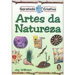 Livro - Artes da Natureza - Coleção Garotada Criativa
