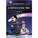 Livro - as Aventuras de Mark Twain e Tom Sawyer