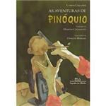 Livro - as Aventuras de Pinóquio