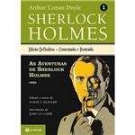 Livro - as Aventuras de Sherlock Holmes - Coleção Sherlock Holmes - Vol. 1 (Edição Definitiva)
