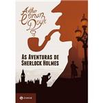 Livro - as Aventuras de Sherlock Holmes - Série Bolso de Luxo