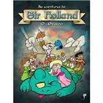 Livro - as Aventuras de Sir Holland, o Bravo