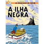 Livro - as Aventuras de Tintim : a Ilha Negra