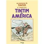 Livro - as Aventuras de Tintim: o Reporter Tintim na América