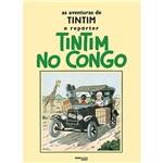Livro - as Aventuras de Tintim: o Reporter Tintim no Congo