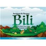 Livro - as Aventuras do Besouro Bili