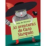 Livro - as Aventuras do Gato Marquês