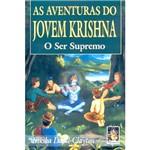 Livro - as Aventuras do Jovem Krishna: o Ser Supremo