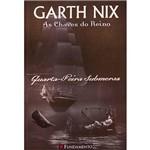 Livro - as Chaves do Reino: Quarta-Feira Submersa