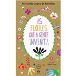 Livro - as Flores que a Gente Inventa