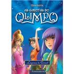 Livro - as Garotas do Olimpo: Lágrimas de Cristal