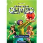 Livro - as Garotas do Olimpo - o Prisioneiro de Hades