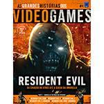 Livro - as Grandes Histórias dos Videogames - Resident Evil