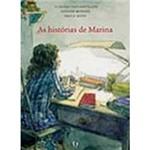 Livro - as Histórias de Marina