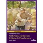 Livro - as Histórias Fantásticas do Barão de Munchausen