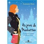 Livro - as Joias de Manhattan: é Possível Roubar a Vida Perfeita?
