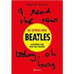 Livro - as Letras dos Beatles