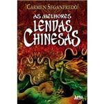 Livro - as Melhores Lendas Chinesas