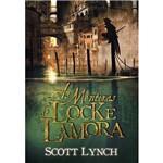 Livro - as Mentiras de Locke Lamora -