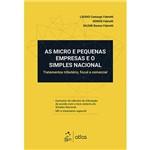 Livro - as Micro e Pequenas Empresas e o Simples Nacional