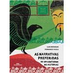 Livro - as Narrativas Preferidas de um Contador de Histórias