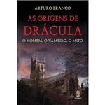 Livro - as Origens de Drácula: o Homem, o Vampiro, o Mito