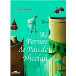 Livro - as Pernas de Pau de Nicolau