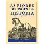 Livro - as Piores Decisões da História