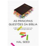 Livro - as Principais Questões da Bíblia