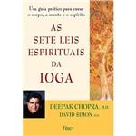 Livro - as Sete Leis Espirituais da Ioga