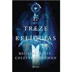 Livro - as Treze Relíquias