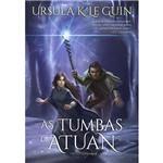 Livro - as Tumbas de Atuan